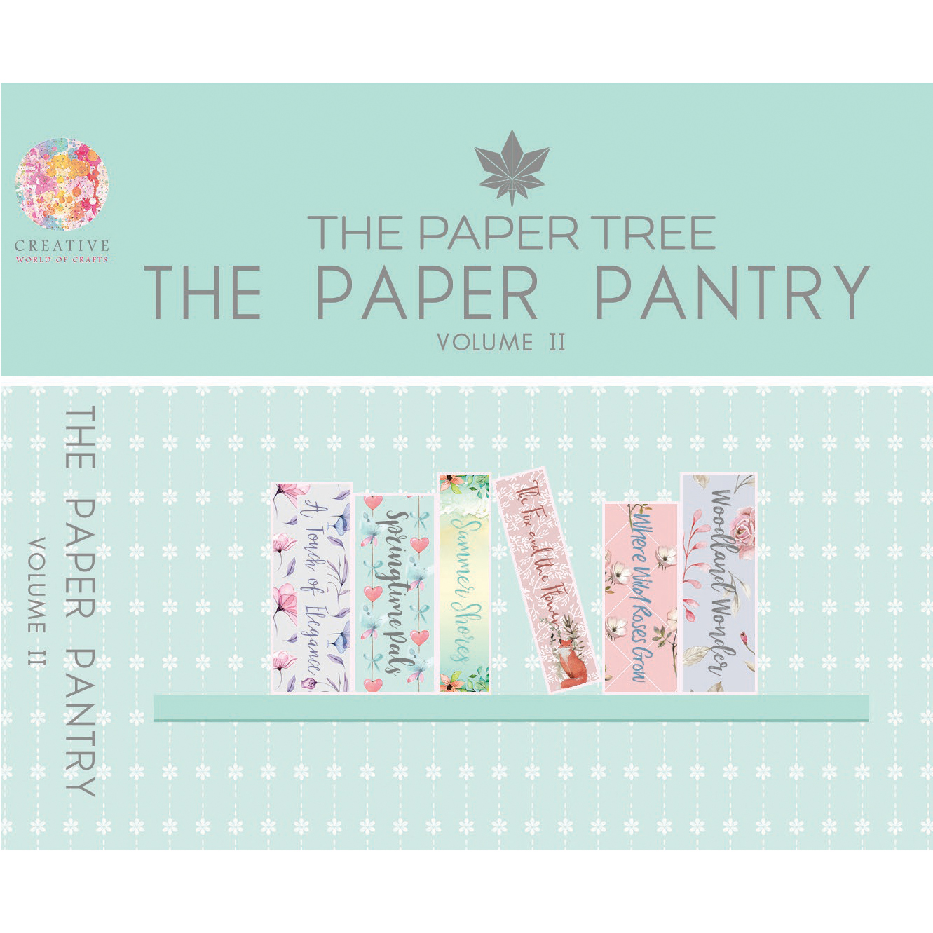 The Paper Pantry Vol. II USB