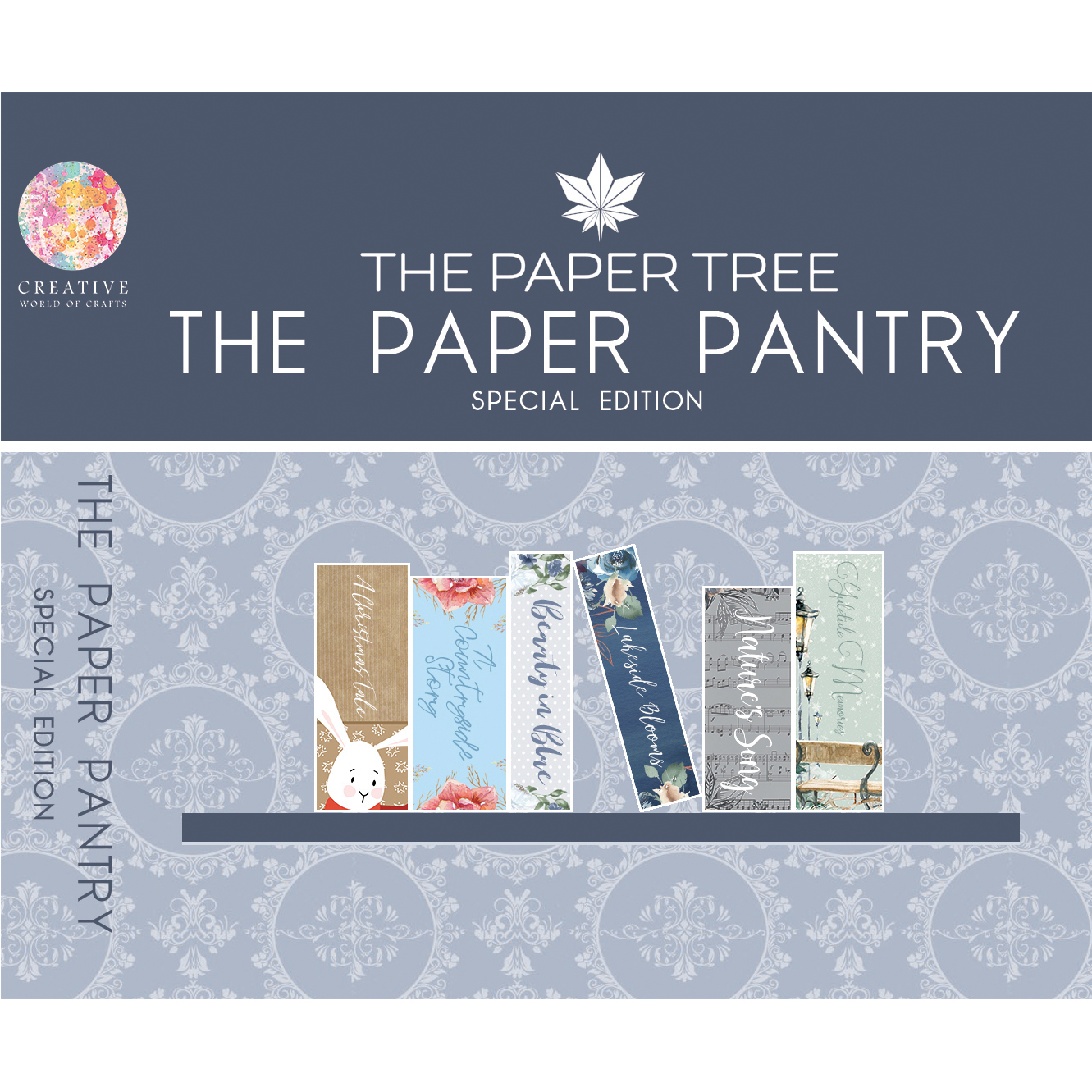 The Paper Pantry Special Edition Vol. I USB