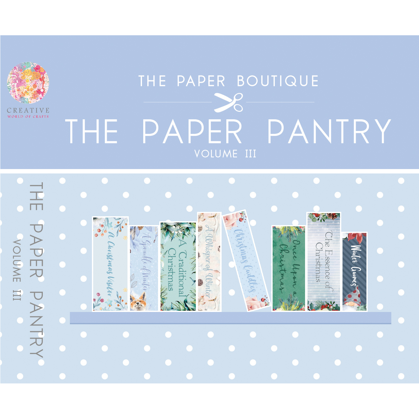 The Paper Pantry Vol. III USB
