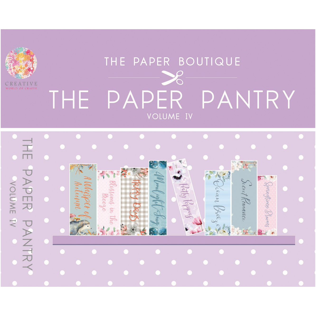 The Paper Pantry Vol. IV USB