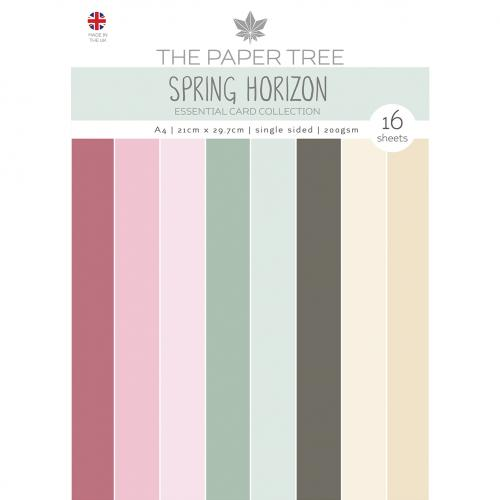 The Paper Tree Spring Horizon A4 Essential Card