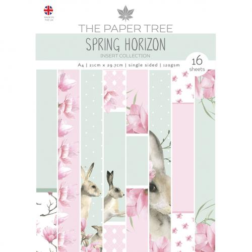 The Paper Tree Spring Horizon A4 Insert Papers