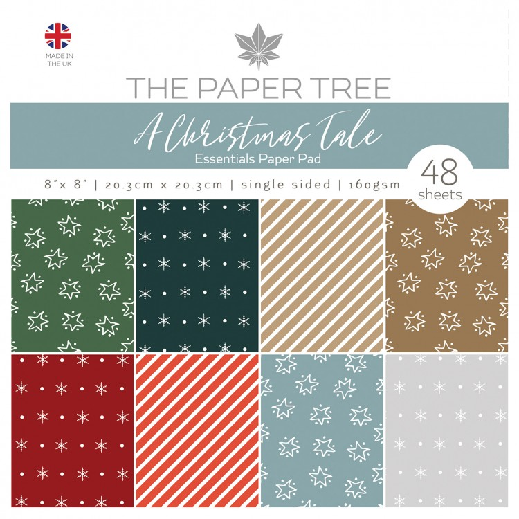 The Paper Tree A Christmas Tale Essentials Paper Pad