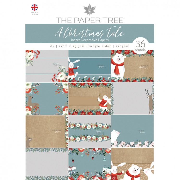 The Paper Tree A Christmas Tale Insert Collection