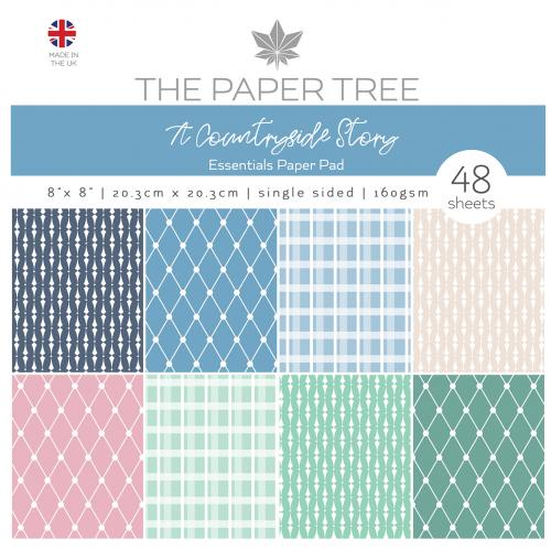 The Paper Tree A Countryside Story Essential Pad