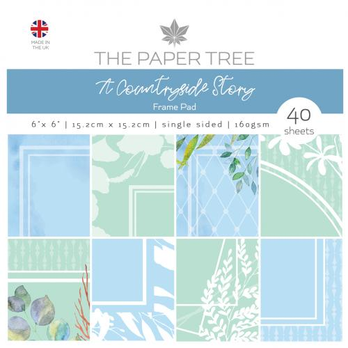 The Paper Tree A Countryside Story Frame Pad