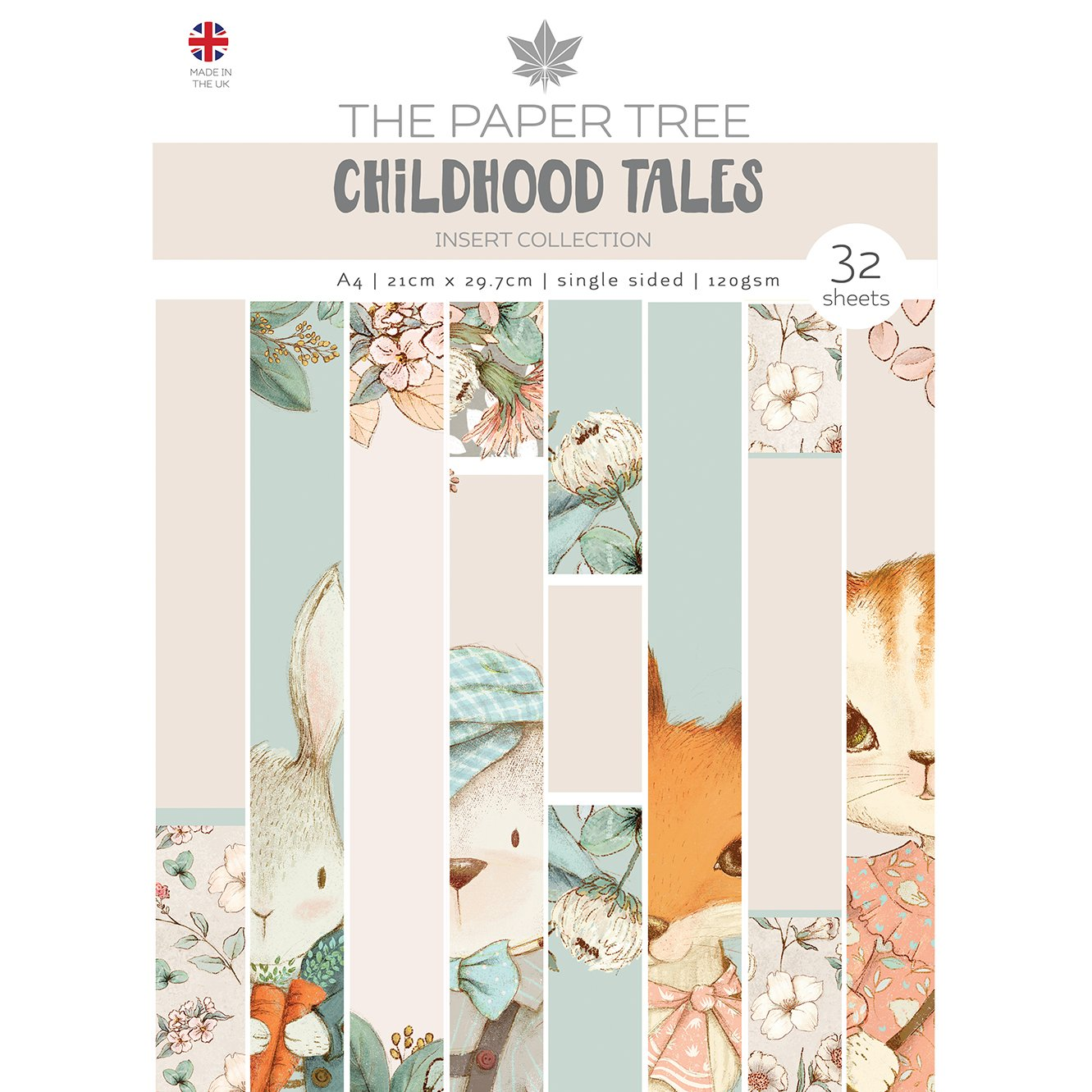 The Paper Tree Childhood Tales A4 Insert Collection