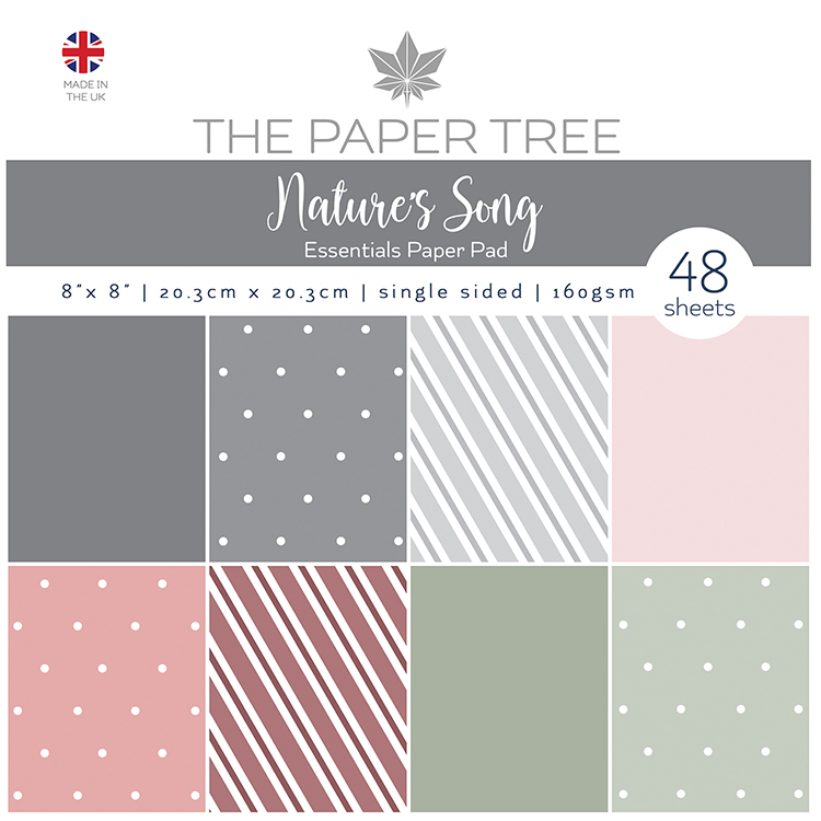 The Paper Tree Nature's Song Essentials Pad