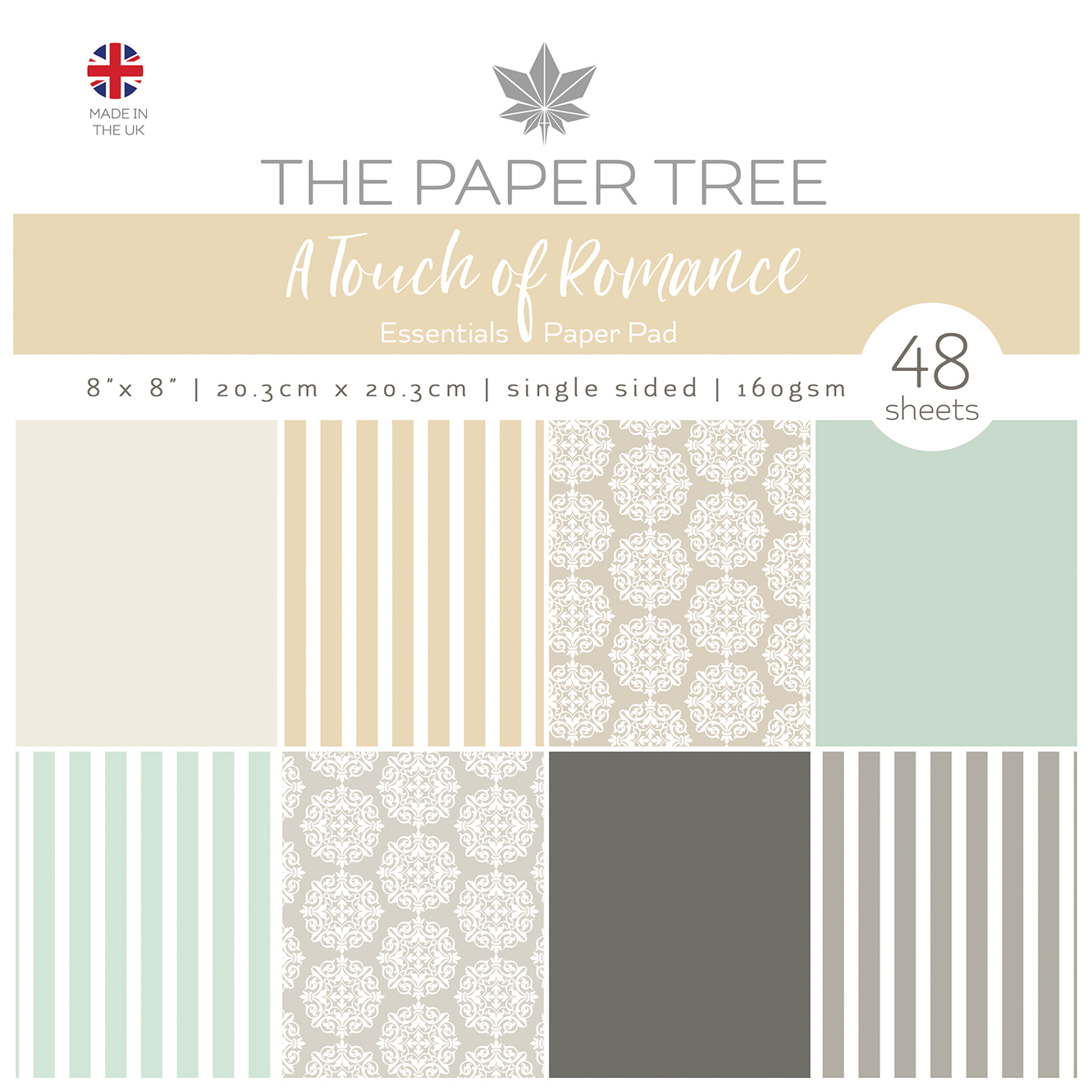 The Paper Tree A Touch of Romance Essential Paper Pad