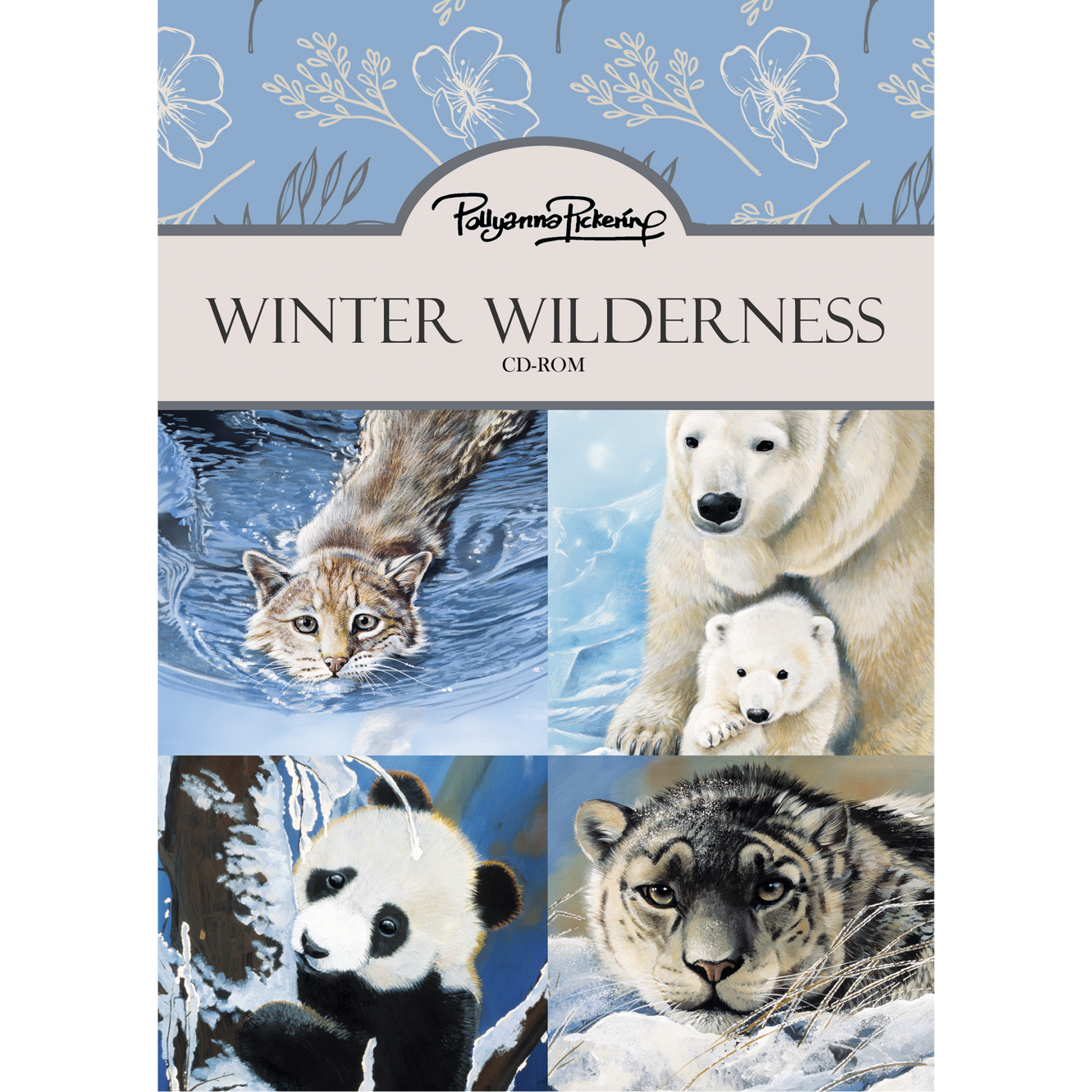 Pollyanna Pickering Winter Wilderness DVD ROM